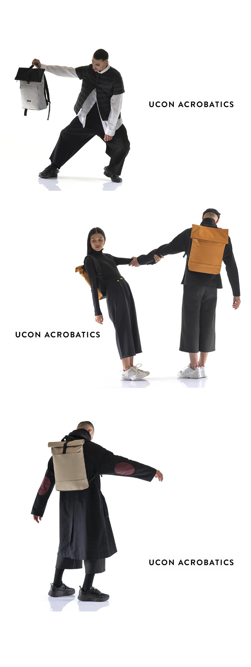 유콘아크로바틱스(UCON ACROBATICS) 제이콥 로터스 누드 슬링백 (UAJAC002)